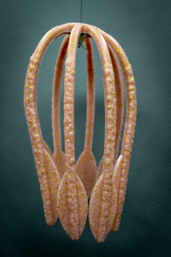 Transformer Series bladed legs, octopus